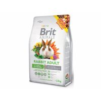 BRIT Animals RABBIT ADULT Complete (1,5kg)