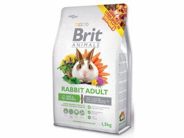 BRIT Animals RABBIT ADULT Complete (1,5kg)