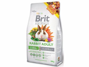 BRIT Animals RABBIT ADULT Complete (300g)