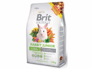BRIT Animals RABBIT JUNIOR Complete (1,5kg)
