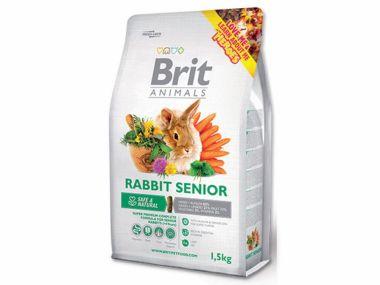BRIT Animals RABBIT SENIOR Complete (1,5kg)