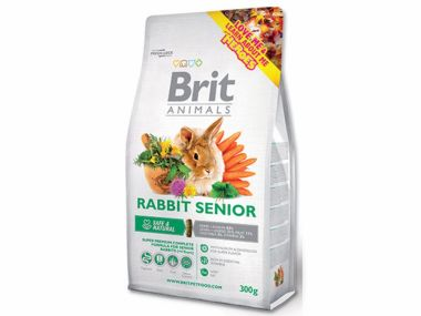 BRIT Animals RABBIT SENIOR Complete (300g)