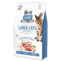 BRIT Care Cat Grain-Free Large cats Power & Vitality 0.4kg