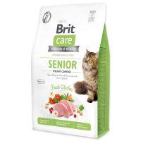 BRIT Care Cat Grain-Free Senior Weight Control 0.4kg