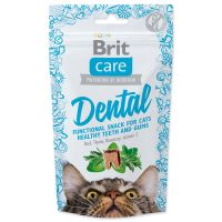 BRIT Care Cat Snack Dental (50g)