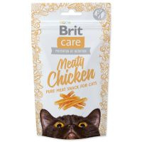 BRIT Care Cat Snack Meaty Chicken (50g)