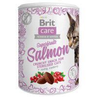 BRIT Care Cat Snack Superfruits Salmon (100g)