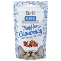BRIT Care Cat Snack Truffles Cranberry (50g)