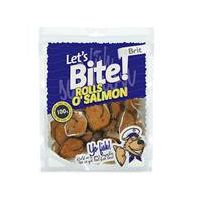 Brit Care DOG Let´s Bite Rolls o´Salmon NOVÝ 400 g