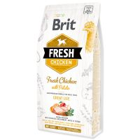BRIT Fresh Chicken with Potato Adult Great Life (2,5 kg)