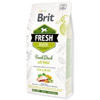 BRIT Fresh Duck with Millet Active Run & Work (2,5kg)