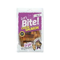 BRIT Lets Bite Cod`n`Salmon (80g)