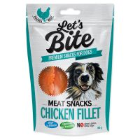 BRIT Let´s Bite Meat Snacks Chicken Fillet (80g)