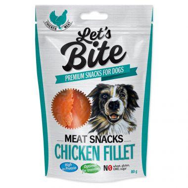 BRIT Let´s Bite Meat Snacks Chicken Fillet (80g)