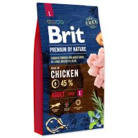 BRIT Premium by Nature Adult L (8kg)