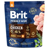 BRIT Premium by Nature Adult M (1kg)