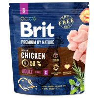 BRIT Premium by Nature Adult S (1kg)