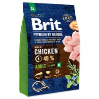 BRIT Premium by Nature Adult XL (3kg)