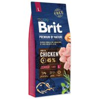 BRIT Premium by Nature Junior L (15kg)