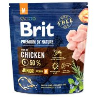 BRIT Premium by Nature Junior M (1kg)