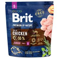 BRIT Premium by Nature Junior S (1kg)