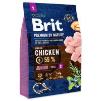 BRIT Premium by Nature Junior S (3kg)