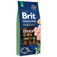 BRIT Premium by Nature Junior XL (15kg)