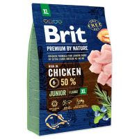BRIT Premium by Nature Junior XL (3kg)