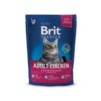 BRIT Premium Cat Adult Chicken (800g)