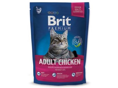 BRIT Premium Cat Adult Chicken (800g)