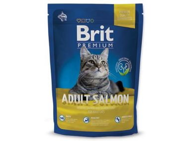 BRIT Premium Cat Adult Salmon (300g)
