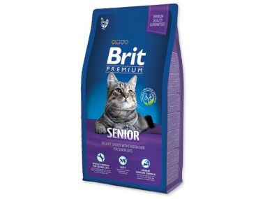 BRIT Premium Cat Senior (8kg)