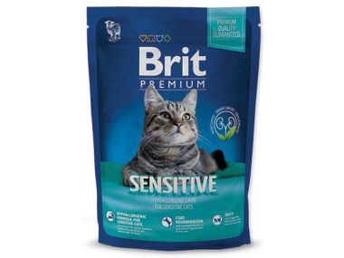 BRIT Premium Cat Sensitive (300g)