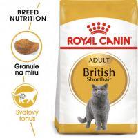 Royal Canin British Shorthair Adult granule pro britské krátkosrsté kočky 2kg
