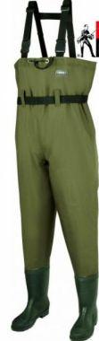 Brodící kalhoty DAM Hydroforce Nylon Taslan Chestwader