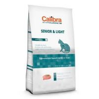 Calibra Cat HA Senior & Light Turkey 2kg NEW