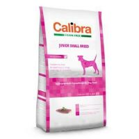 Calibra Dog GF Junior Small Breed Duck 7kg NEW