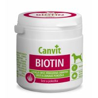 Canvit Biotin pro psy 100g new