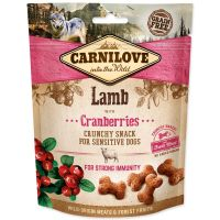 Carnilove Dog Crunchy Snack Lamb with Cranberries with fresh meat 200 g ()