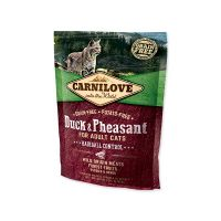 CARNILOVE Duck and Pheasant adult cats Hairball Control (400g)