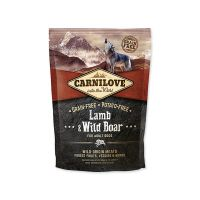 CARNILOVE Lamb & Wild Boar for Adult (1,5kg)