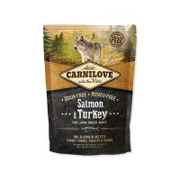 CARNILOVE Salmon & Turkey for Large Breed Adult (1,5kg)