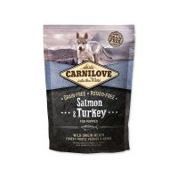CARNILOVE Salmon & Turkey for Puppies (1,5kg)