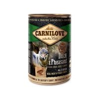 CARNILOVE Wild Meat Duck & Pheasant 400 g ()