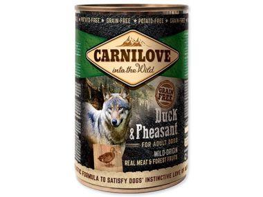 CARNILOVE Wild Meat Duck & Pheasant 400 g ()