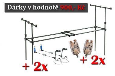 Carp Multi Pod Set (Vidličky+hrazdy) + 2x Sounder Easy + 2x Swingarm Easy Zdarma!