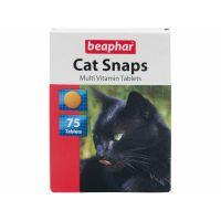 Cat Snaps multivitamínové tablety   (75tablet)