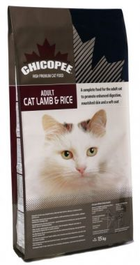 CHICOPEE ADULT CAT LAMB RICE 15 KG