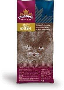 CHICOPEE cat ADULT GOURMET 15 kg