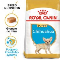 Royal Canin Chihuahua Puppy granule pro štěně čivavy 0,5kg